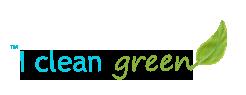 I clean green